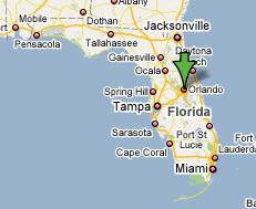 Florida Map Orlando.Oiml Orlando 2010 About Orlando